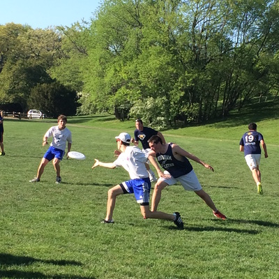 Ultimate - Brookline High School